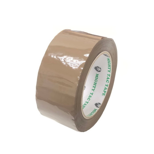 "2"" Sealing Packaging Tan Roll Tape 1.8 Mil"