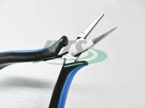 "Y2K Series Flat Nose Pliers 5"" - 125mm Jewelry Making Hand Tool"