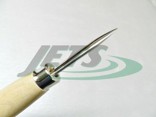 "Burnisher Straight Blade 2"" Bezel Setting Stone Burnishing Jewelry Making Tool"