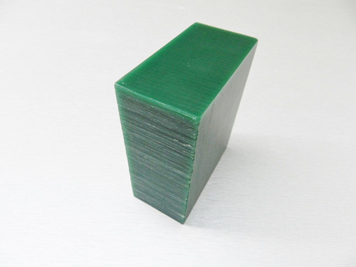 Ferris Carving Wax Block Half Pound Green Jewelry Model Making Wax Design
