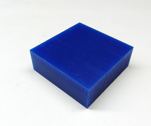 Ferris Carving Wax Block Half Pound Blue Jewelry Model Making Wax Design