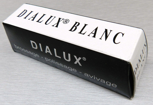 Dialux White Blanc Polishing Compound Rouge