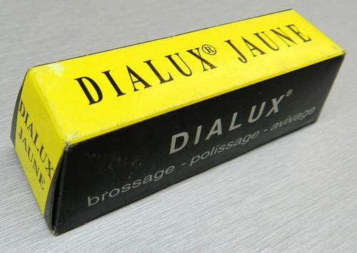 Dialux Yellow Jaune Polishing Compound Rouge