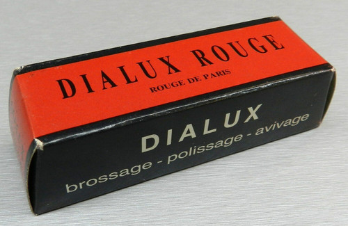 Dialux Red Rouge Polishing Compound Rouge