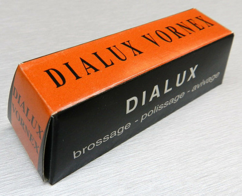 Dialux Orange Vornex Polishing Compound Rouge