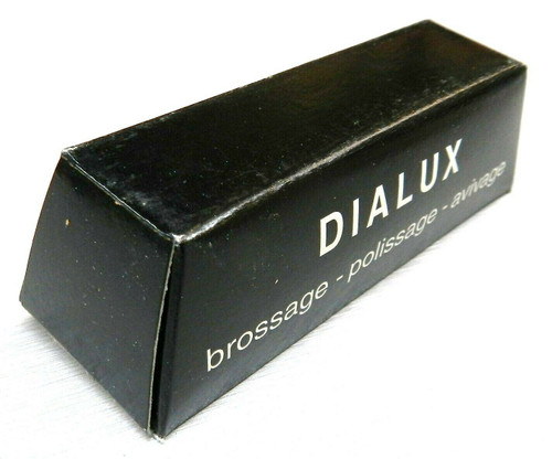 Dialux Black Polishing Compound Rouge