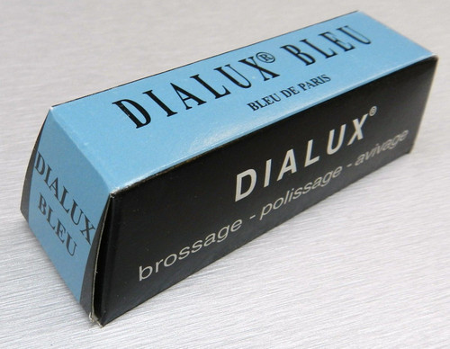 Dialux Blue Polishing Compound Rouge