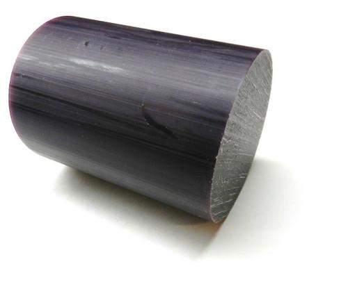 "Carving Wax Round Bar Ferris Purple Medium 3-1/16"" Diameter"
