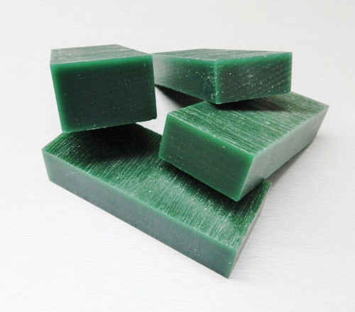 Ferris Carving Wax Blocks Green Grade Jewelry Wax Model Design 4pcs