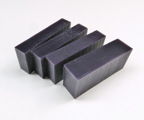 Ferris Carving Wax Blocks Purple Medium Grade Jewelry Wax Model Design 4pcs