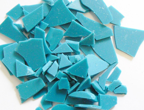 Freeman Injection Wax Turquoise Blue 1 Pound