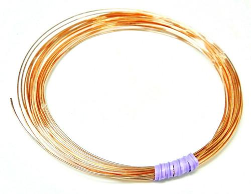 20 Gauge Copper Wire Dead Soft Coil Pure Round Copper Wire 25 FT