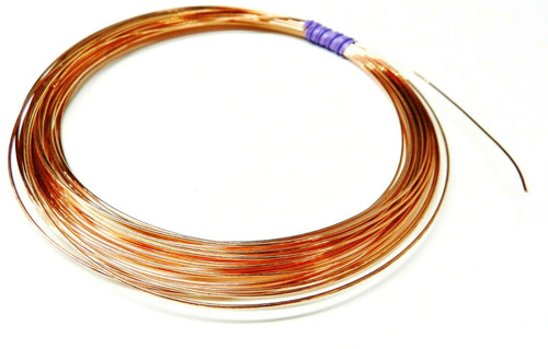 20 Gauge Copper Wire Dead Soft Coil Pure Round Copper Wire 25 FT