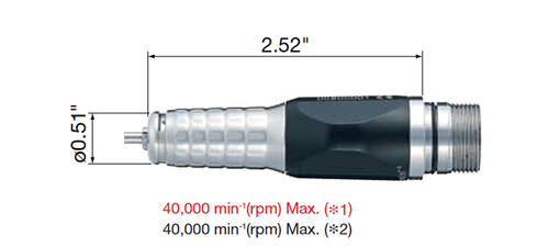 NSK Ring Type Attachment Handpiece IR-310 NAKANISHI