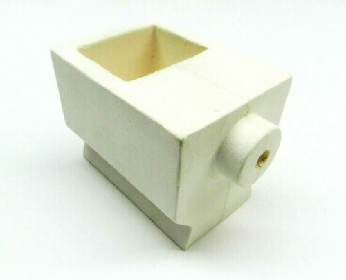 Centrifugal Casting Machine 12oz Crucible Square Boat Fused Silica Clay 240dwt