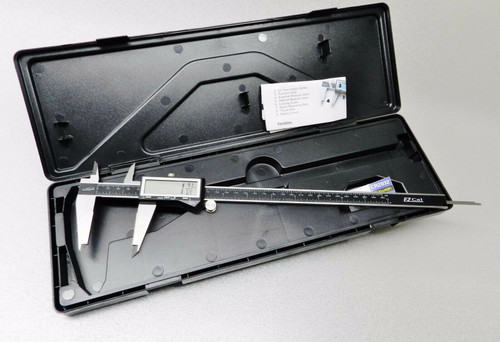 "12"" IGAGING Caliper Digital Electronic Precision Read 3 Way Large LCD EZ Cal"