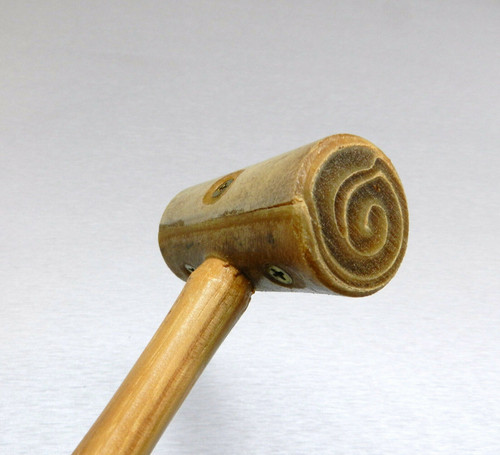 "Jewelers Rawhide Mallet 6oz. Hammer # 2 Garland 1-1/2"" X 3"" Leather Craft Tools"