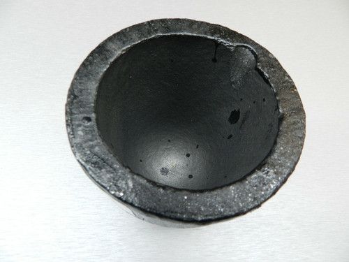 Salamander Crucible A4 Super A Clay Graphite by Morgan