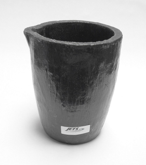 Salamander Crucible A25 Super A Clay Graphite by Morgan