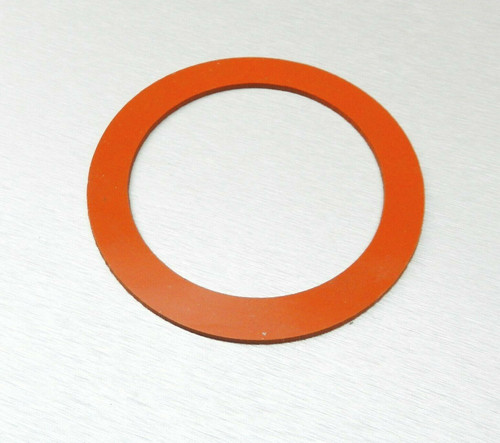 "3-1/2"" Silicone Rubber Casting Gasket"