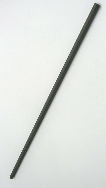 "Carbon Graphite Stirring Rod 3/8 x 24"""