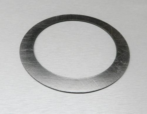 "Graphite Gasket for Vacuum Casting Flask Graphite High-Heat 3"" Diameter Flasks"