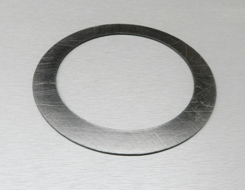 "Graphite Gasket for Vacuum Casting Flask Graphite High-Heat 5"" Diameter"