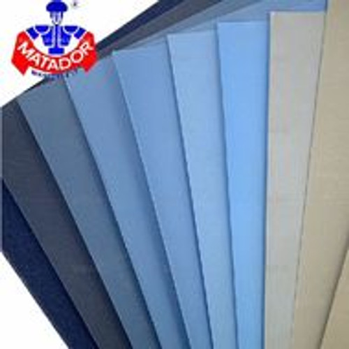 Sandpaper Wet and Dry Abrasive  2000 Grit Per Pack of 10
