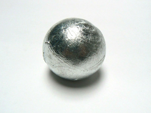 Pure Zinc Anode Round Ball For Metals and Alloys Metal