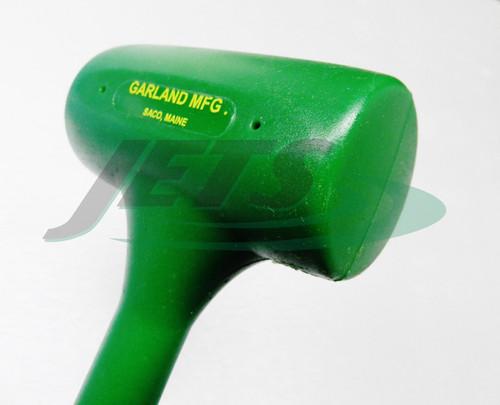 Dead Blow Hammer Garland 48oz. Standard Head 40004 Polyurethane Mallet
