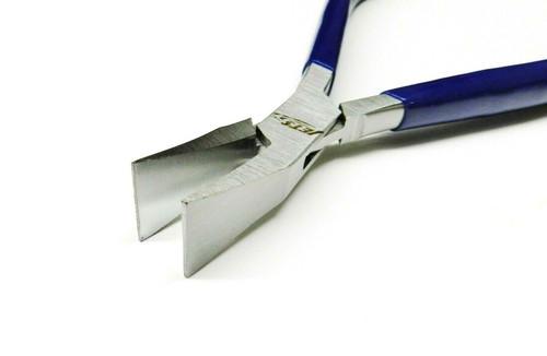 """Duck Bill Pliers 6-1/2"""" L Jewelry Making Metalsmith Tool Wide Flat Billed Jaw"""