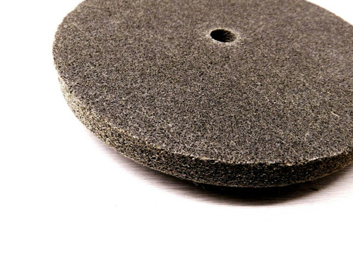 "3M Scotch-Brite EXL Unitized Wheel 6"" x 1/2"" x 1/2"" 6A MED"