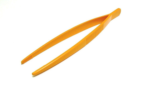 """Plastic Tweezers Forceps General Purpose 7"""""""