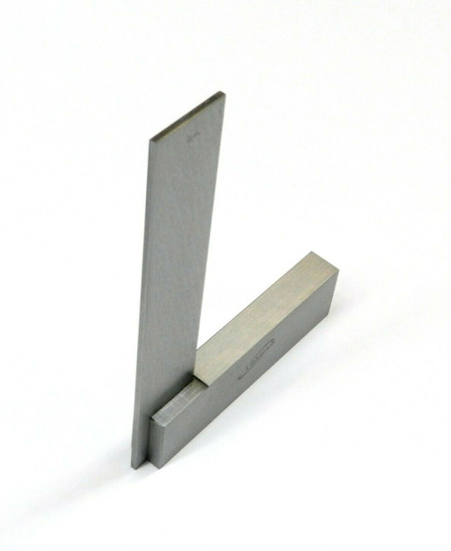 """Machinist Square 6"""" iGAGING Precision Engineers 90º Right Angle Din Standard 875"""