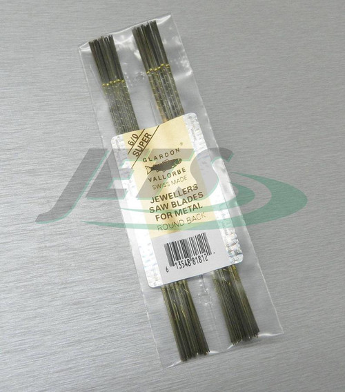 Swiss Saw Blades Vallorbe Lames De Scie #6/0 Jewelers Saws Blade Original 1gross