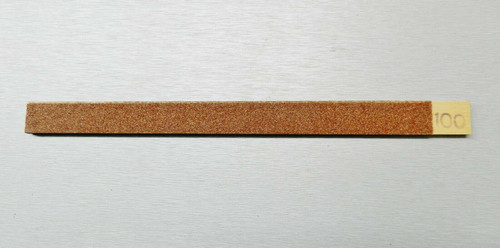 Emery Sanding Stick Flat 100 Grit Abrasive Filing High Quality