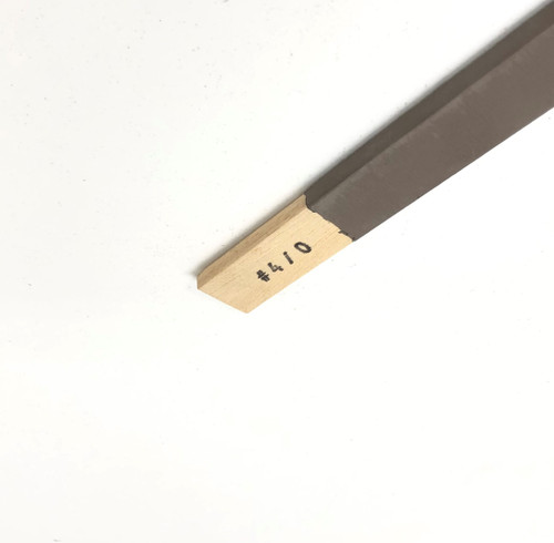 Emery Sanding Stick Flat 4/0 Grit Abrasive Filing High Quality