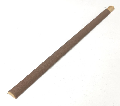 Emery Sanding Stick Half Round 180 Grit Abrasive Filing High Quality