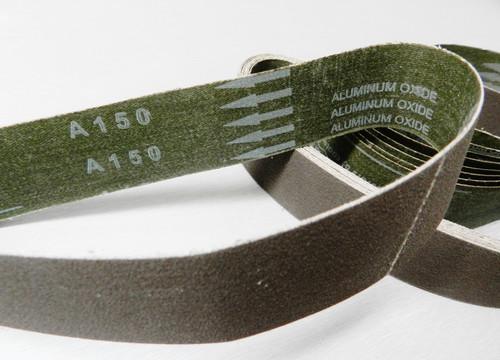 "6"" Abrasive Sanding Belt 150 Grit pack of 10 for Expanding Drum Sander Aluminum Oxide"