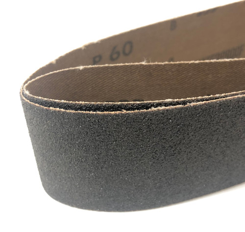 "6"" Abrasive Sanding Belt 60 Grit pack of 10 for Expanding Drum Sander Aluminum Oxide"