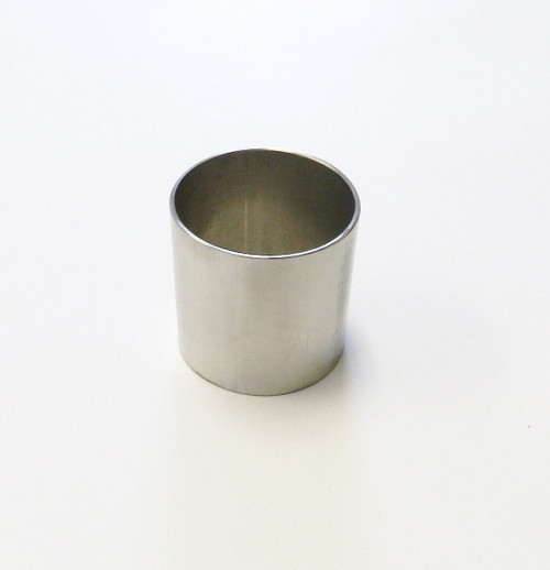 "Jewelry Casting Flask 2""x2"" Stainless Steel Dental Laboratory Casting Ring Thin Wall"