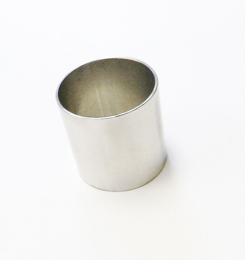 "Jewelry Casting Flask 2""x2-1/2"" Stainless Steel Dental Laboratory Casting Ring Thin Wall"