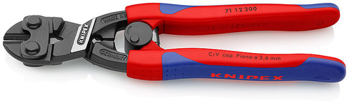 KNIPEX CoBolt® Compact Bolt Cutters 71 12 200 Made in Germany
