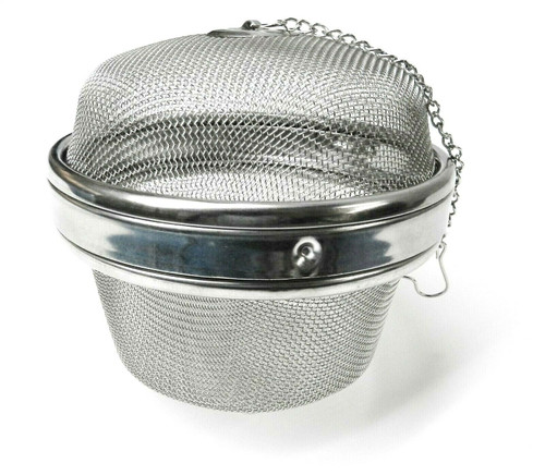 Large Basket for Parts Cleaning Ultrasonic Steam Cleaner Holding Ball 110mm S.S.