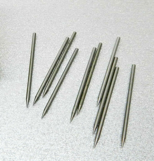 #12 Beading Tools Jewelry Stone & Diamond Bead Setting Jewelers & Setters 10 Pcs