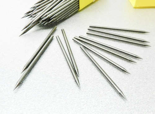 #18 Beading Tools Jewelry Stone & Diamond Bead Setting Jewelers & Setters 100 Pcs
