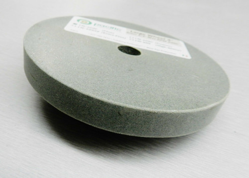 """Silicone Wheels 4"""" x 1/2″ Wheel Fine Polisher 180 Grit Pacific Abrasive Italy"""