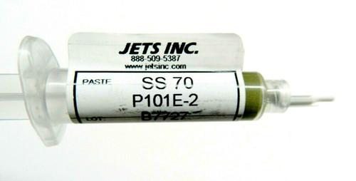 Silver Solder Paste Medium 70% Silver 1/4 Troy Ounce Syringe Soldering Paste