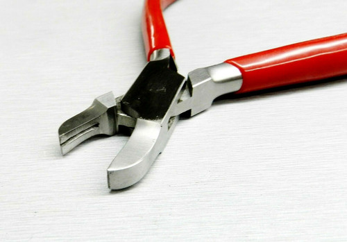 """Stone Setting Pliers Prong Bending Jewelry Ring Repair Jewelers Setters Plier 5"""""""
