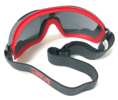 3M™ Goggle Gear™ 500 Series GG502SGAF, Gray Scotchgard™ Anti-fog lens